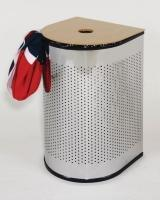 China D-Stainless dirty clothes barrel wholesale