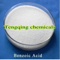 China Organic Chemicals Benzoic acid on sale