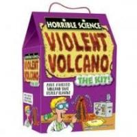China Toys, Puzzles, Games & More Horrible Science Violent Volcano wholesale