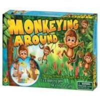 China Toys, Puzzles, Games & More International Playthings Monkeying Around wholesale