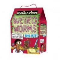 China Toys, Puzzles, Games & More Horrible Science Wierd Worms wholesale