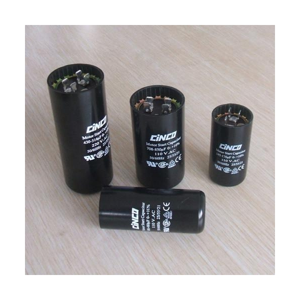 270 324mf 250vca cd60 starting capacitor used for ac for Single phase capacitor start motor