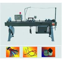 China YTW-T Shoelace and gift lace tipping machine on sale