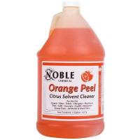 Buy cheap Noble Chemical 1 Gallon / 128 oz. Orange Peel Citrus Solvent Cleaner - 4/Case from wholesalers