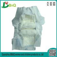 Factory Direct Disposable Soft Breathable Organic Baby Diape