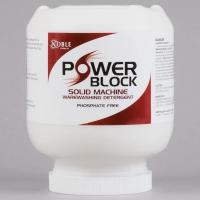 China Noble Chemical 8 lb. / 128 oz. Power Block Solid Dish Machine Detergent - 4/Case wholesale