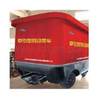 Buy cheap Amphibious mobile pumping station from wholesalers