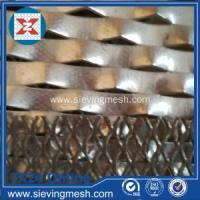 Buy cheap Galvanized Expanded Metal Panel from wholesalers