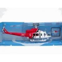 China Bell 412 LAFD Helicopter diecast model 1:48 scale die cast from NewRay - 25677 on sale