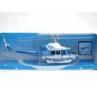 China Bell 412 NYPD Helicopter diecast model 1:48 scale die cast from NewRay - 25537 on sale
