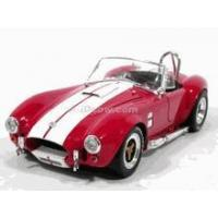 China 1965 Shelby Cobra 427 S/C diecast model car 1:18 scale die cast by Shelby Collectibles - Red wholesale