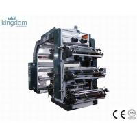 Buy cheap High Speed Six Colors Flexographic Printing Machine from wholesalers