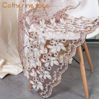 Buy cheap Catherine Wholesale House Window Luxury Tulle Curtains Styles For Dubai from wholesalers