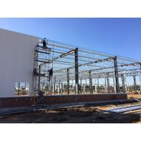 Buy cheap Prefabricated Steel Warehouse from wholesalers