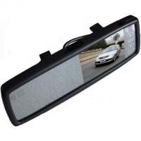 Quality 4.3inch Original universal rearview mirror Monit for sale
