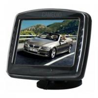Quality 3.5inch rear view car monitor M350C for sale