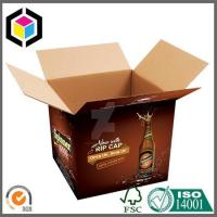 Buy cheap Corrugated Box Product No.:20161261352 from wholesalers