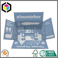 Buy cheap Corrugated Box Product No.:201612121066 from wholesalers