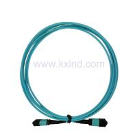 Buy cheap Fiber Optical Patch Cord MPO-MPO OM3 12F 3M from wholesalers