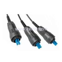 Buy cheap Fiber Optical Patch Cord FULLAXS Connector from wholesalers