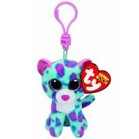 China TY Beanie Boos Sydney the Leopard Keyring Clip Toys wholesale