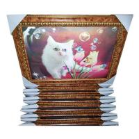 Buy cheap 3d plastic framed picture from wholesalers