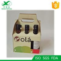 China paper beer holder packing on sale