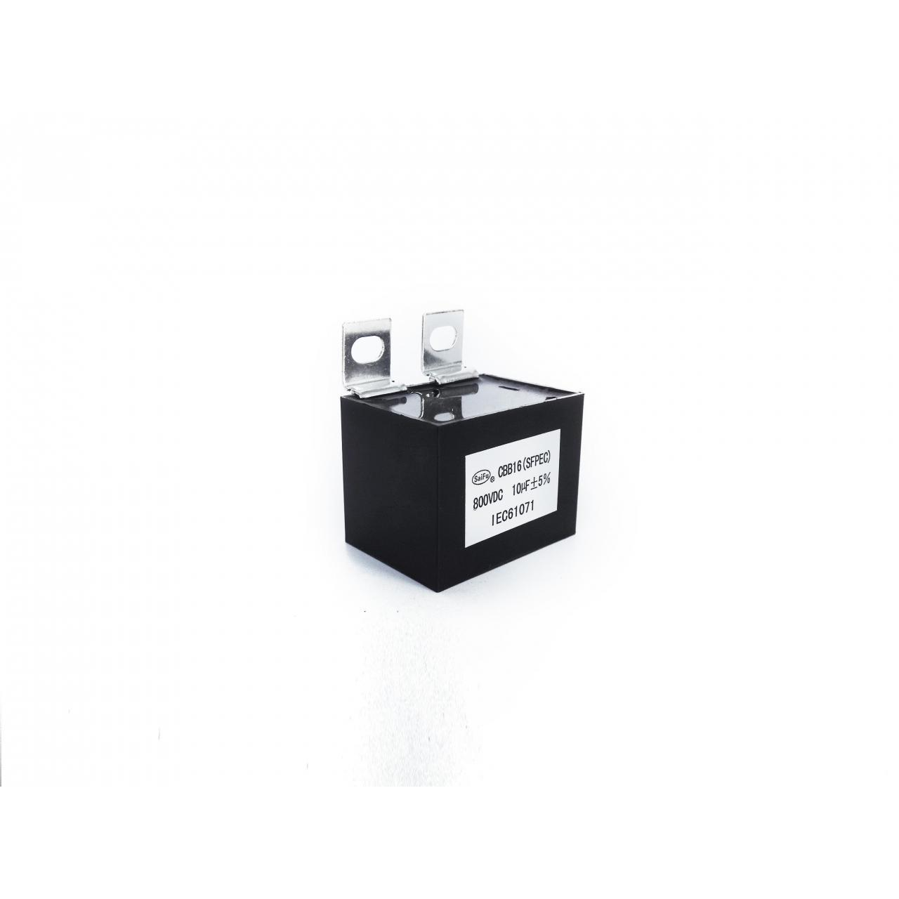 Quality CBB15 800VDC 20uF Industrial Capacitors for sale