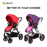 China BIUCO 3-in-1 Baby Stroller & Infant Carrier Factory, Wholesale Baby Strollers with Car Seat on sale