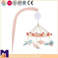 China Baby Musical Mobile Lovely Baby Bed Mobile on sale
