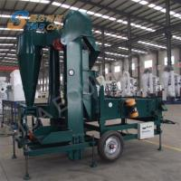 China Cassava Processing Equipment maize seed/sesame/soya bean cleaning machine on sale