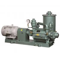 China Water ring vacuum pumps on sale