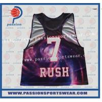 China Girl Lacrosse Racer Pinny and shorts wholesale