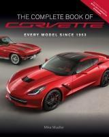 China BOOK- THE COMPLETE BOOK OF CORVETTE-REVISED & UPDATED-53-17 wholesale
