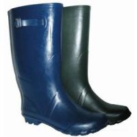 China Custom Rubber Rain Boot & Shoe Cover Men Rubber Rain Boot with Competitive Price wholesale