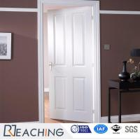 China Solid Wood Core MDF Surface Composite Door Carved Design wholesale