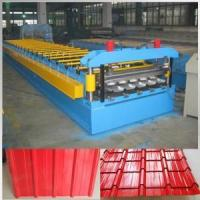 China Nigeria Popular Roof Roll Forming Machine wholesale