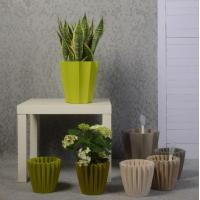 China Functional Planters Nature Planters Special Design Straw on sale