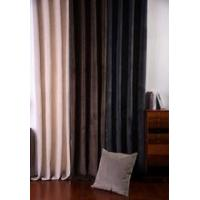 China VIEW DETAIL hot selling textile products top quality fashion design lint curtain wholesale