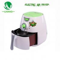 China Electric Deep Air Fryer without Oil Healthy Green Oil Free Non Stick Pan Air Fryer wholesale