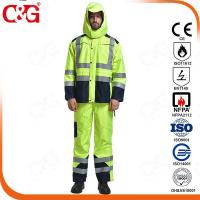 China Flame Resistant and Arc Flash Rainwear on sale