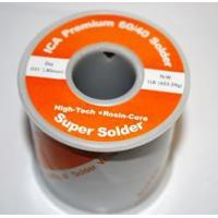 China 1 lb Roll 60/40 Rosin Core Solder on sale