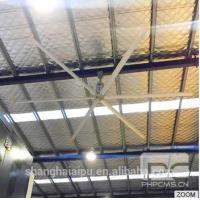 22ft The best High Volume Low Speed energy saving industrial hvls ceiling fan