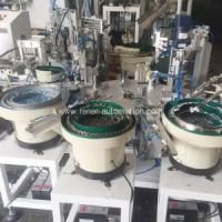 Buy cheap Assembly Machine For Plastic Hardware Plastic Hardware Assembly Line System from wholesalers