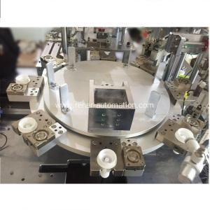 China Assembly Machine For Plastic Hardware Manufacturing Plastic Hardware Assembly Production Equipment