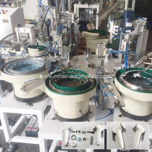 China Sanitary Assembly Machine Manufacturing Production Line For Shower Head