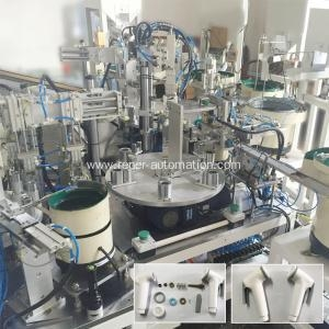 China Sanitary Assembly Machine Non-Standard Automatic Assembly Machine for Shower Head