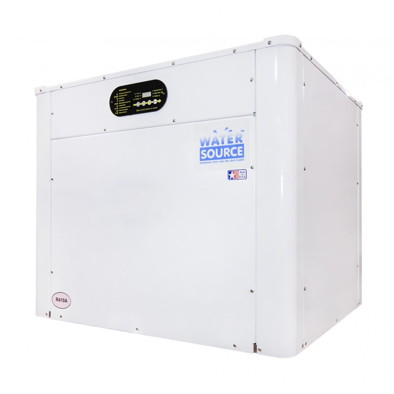 AquaCal Geothermal Water Source Pool Heating Systems
