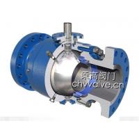 China Ball valve series Fixed forged steel ball valve on sale