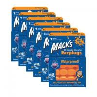 China Watersports Mack's Pillow Soft Ear Plugs Kids Size for Children - 36 Pairs on sale